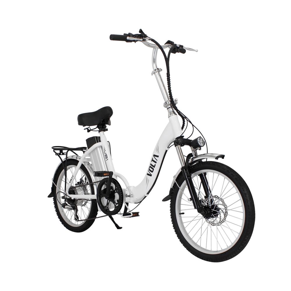 Električni sklopivi bicikl